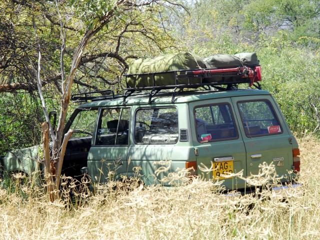Bush Warriors: Reclaiming the Wild…..Heading back to the wild and setting up base camp in Mbulia/Tsavo, Kenya…